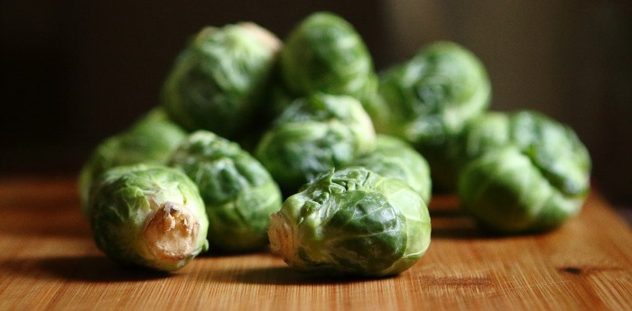 Image of Brussels sprouts