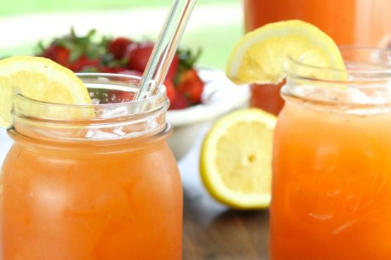 Summer mocktail