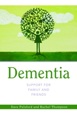 Book cover for 'Dementia Support'