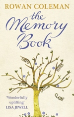 Book cover for 'The Memory Book'