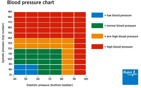 High blood pressure | Health Information | Bupa UK