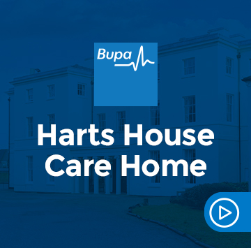 Harts house care home