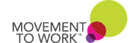 Movement to work logo